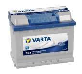 Аккумулятор Varta Blue Dynamic 60 Ач 560408054 (D24) О.П.