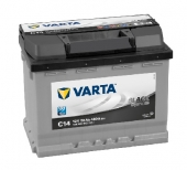 Аккумулятор Varta Black Dynamic 56 Ач 556400048 (C14) О.П.